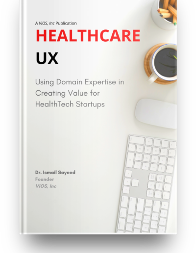 Healthcare UX clinical UX UIUX user experience for digital health online apps