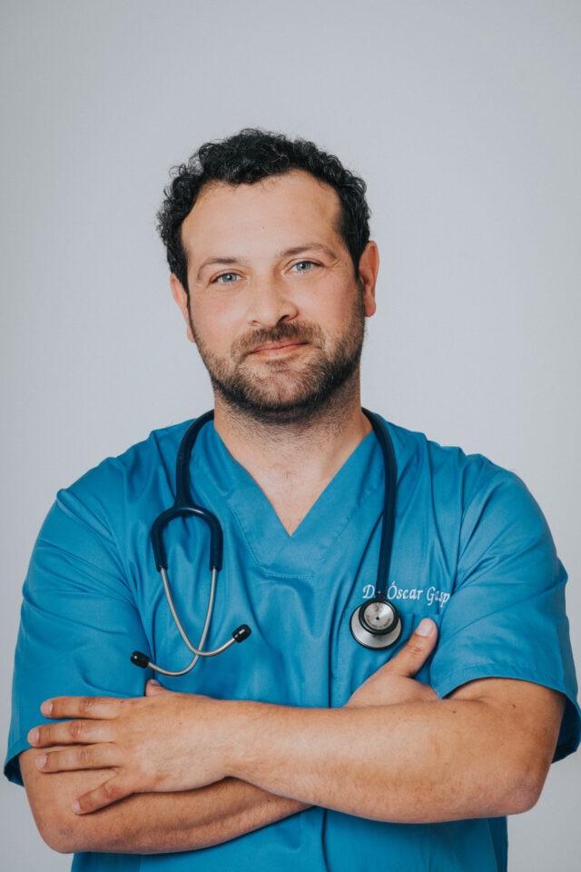 Dr. Óscar Gaspar