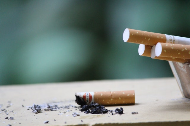 smoking is a disgusting habit that exposes you to many harmful effects of nicotine and tar