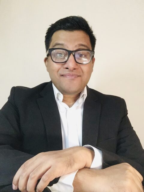 Ismail Sayeed CEO Medical Director ViOS, Inc.